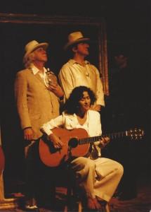 Angélique Ionatos, Cesar Stroscio, Ramon Lopez